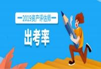 2019资产评估师考后一周11省市公布出考率 竟高达67.4
